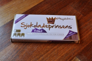 sukkerfri sjokolade