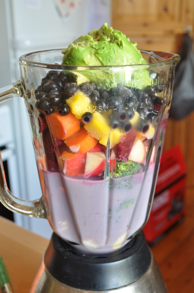 Say yes smoothie