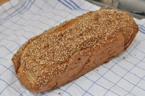 lavkarbobrød