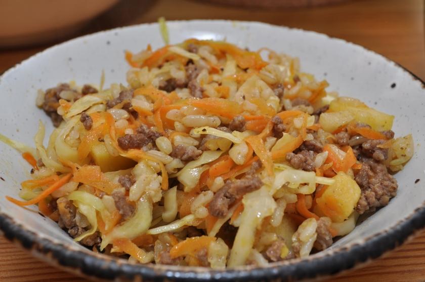 wok med norske ingredienser